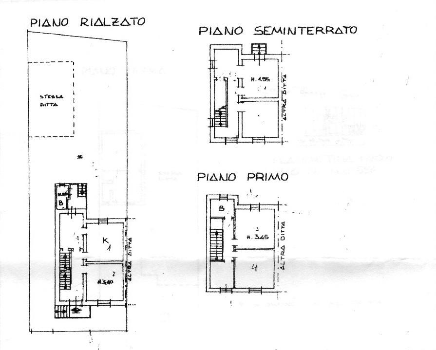 Fano Pesaro e Urbino, 3 Stanze da Letto Stanze da Letto, ,2 BathroomsBathrooms,Case indipendenti,Vendita,1472